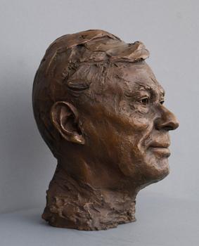 Freiesleben - Portrait Horst Köhler, (Courtesy: artofless, Berlin)