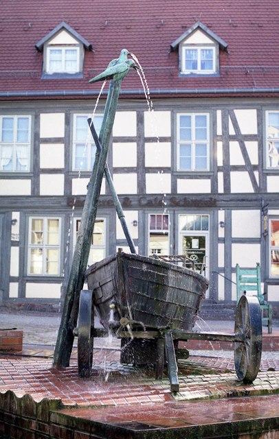 Christian Uhlig Marktbrunnen