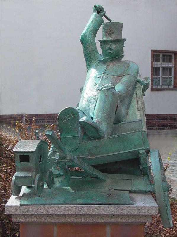 """Christian Uhlig, """"Cottbusser Postkutscher"""" (2006)"""