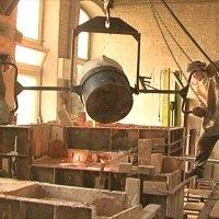 Bronze gießen lassen in der Kunstgießerei Flierl
