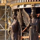 Bekrönung Kuppel Humboldt-Forum Foto Peter-Michael Bauers